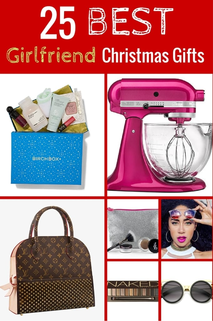 25 Killer Christmas Gifts for your girlfriend