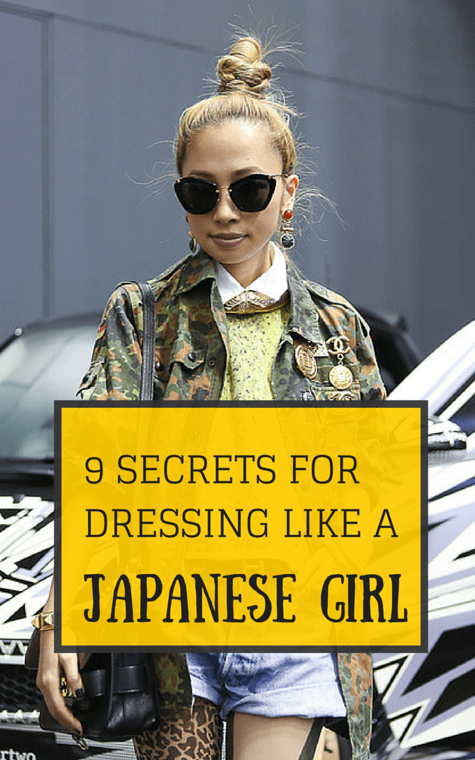 9 SECRETS FOR DRESSING (1)