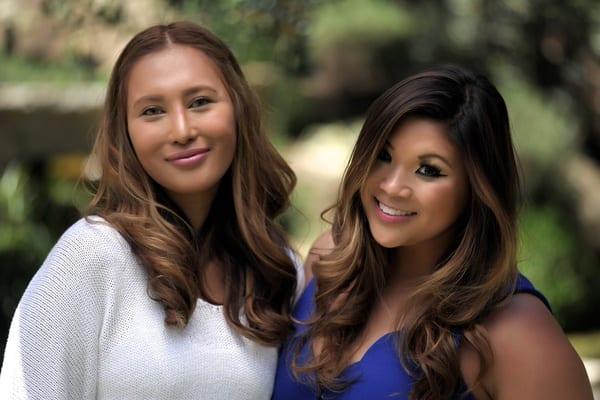 Heidi Nazarudin & Jennifer Chan