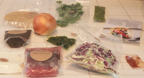 Ingredients All Forage Box