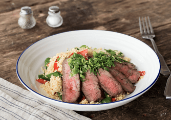 Hellofresh Argentine Steak