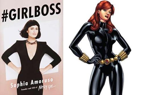 Sophie Amoruso Black Widow