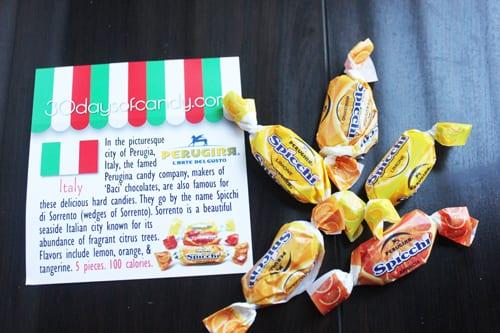 30 days of candy - Italy Perugina