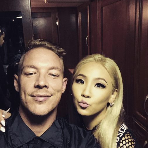 Diplo & CL