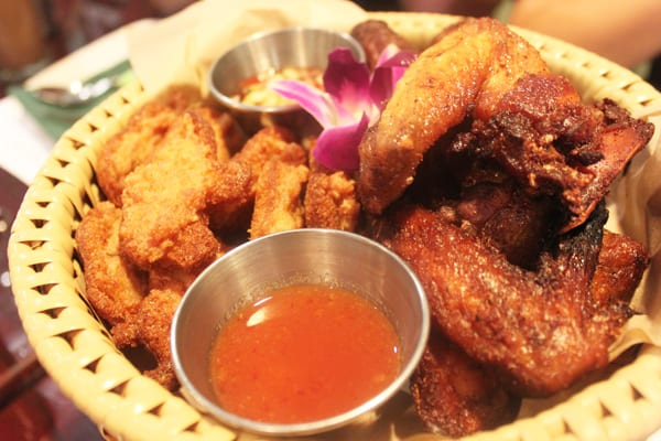 Ayara Thai Chicken Wings
