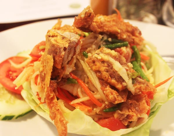 Ayara Thai Papaya Salad