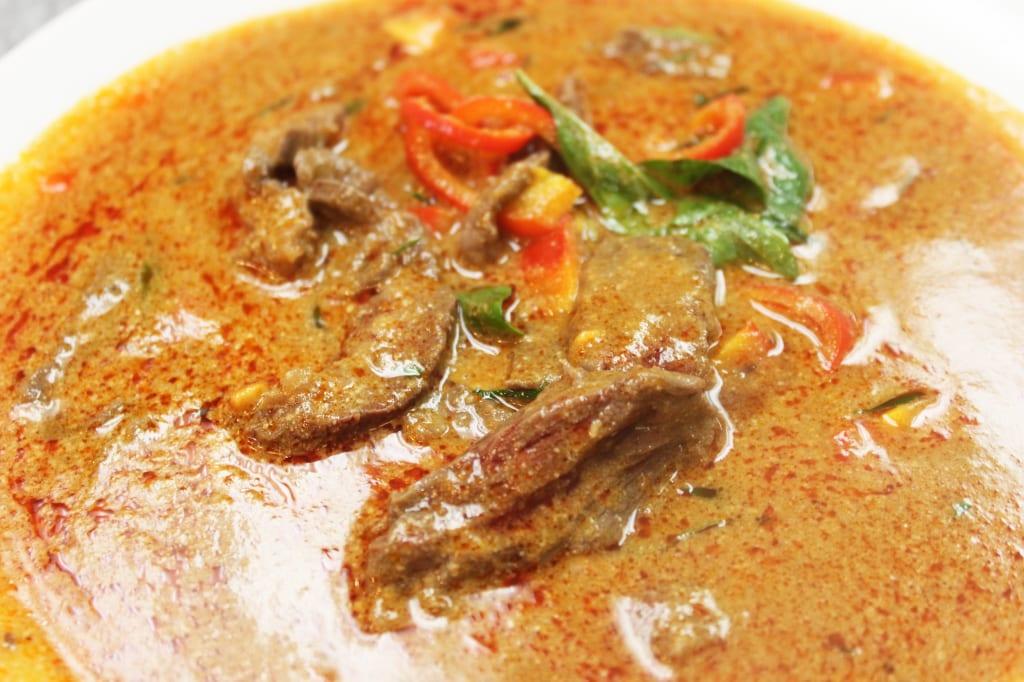 Thailand Tourism Beef Penang